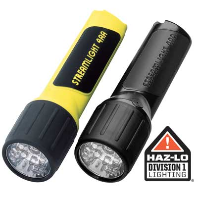 Propolymer 4aa led Flashlight