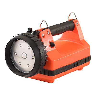 E-Flood Litebox Lantern Orange