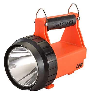 Fire Vulcan LED Lantern