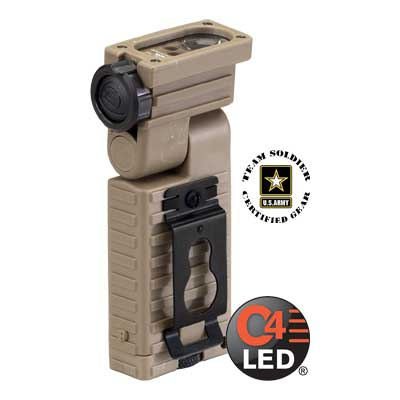 Sidewinder LED Hands Free Light Military